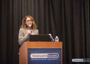 Telehealth Frontiers in Physical Therapy – Kelly Sanders (Telemovement)