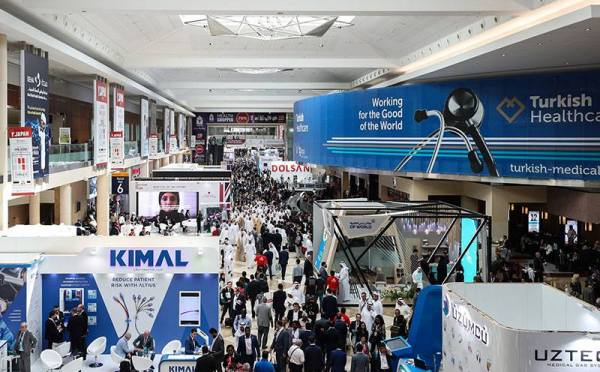 VSee Keynotes Arab Health Innov8; Shows Smart Health Gates For Airport Monitoring