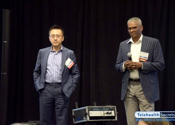 Cross-Border Telemedicine US-China – Jack Duan & Ralph Peterson (Gliding Eagle)