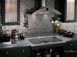Стиль Готика в интерьере кухни-2