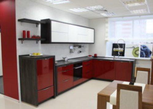 Стиль Хай-тек в интерьере кухни-2