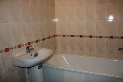 Советский стиль в интерьере ванной-1