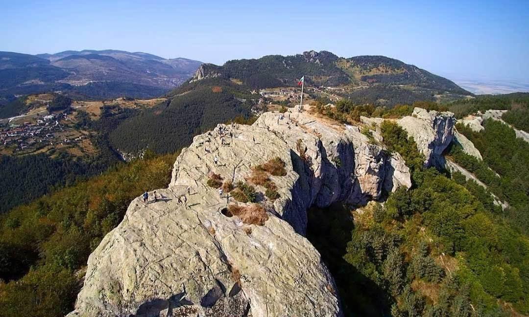 Белинташ – магическото място в Родопите