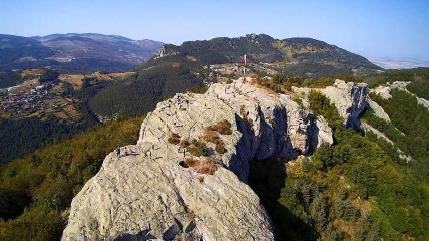 Белинташ - магическото място в Родопите