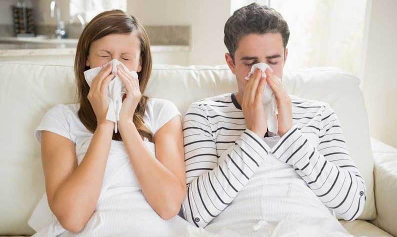 настинката