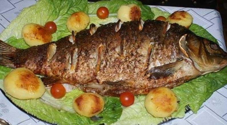 Традицията на Никулден е да се хапва шаран