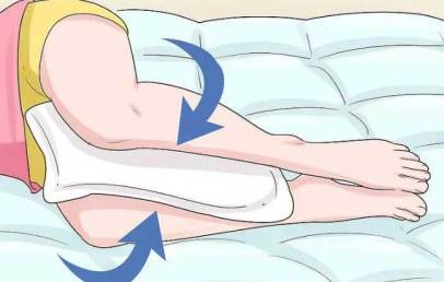 спането с възглавница