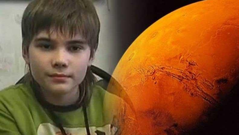 на Марс има живот