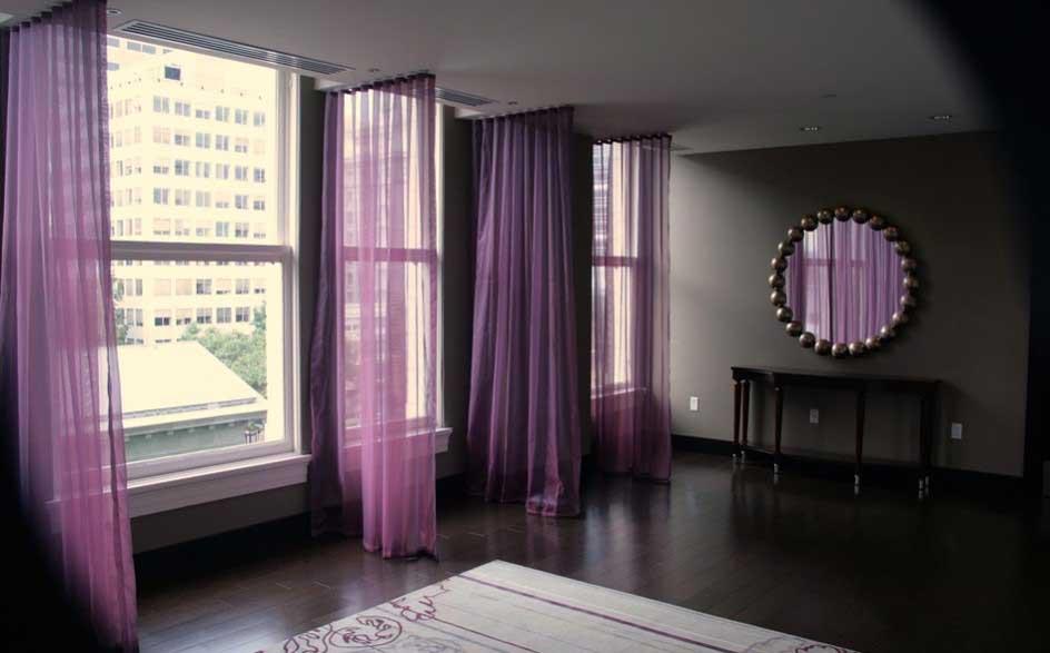 Цветовете на завесите