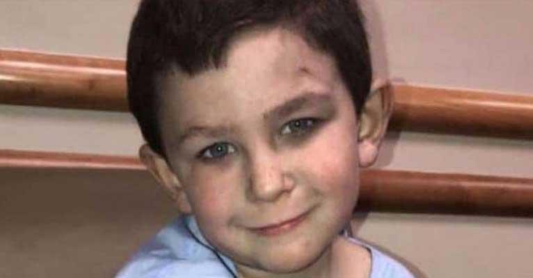 5-годишно момче спасител