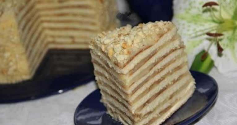Лека и вкусна торта