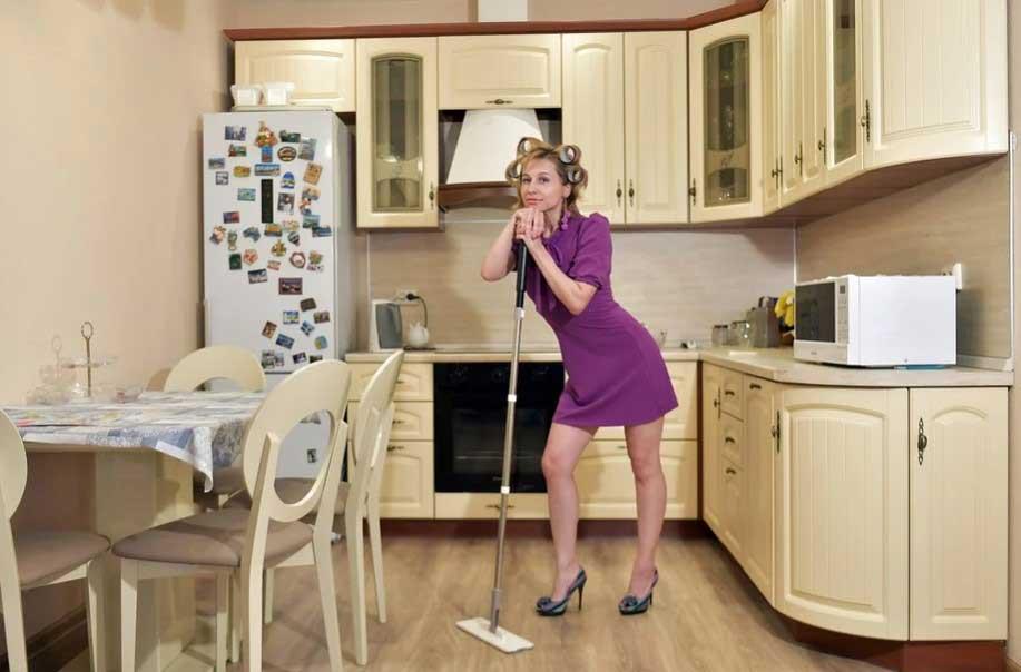 Почистване на дома без химия
