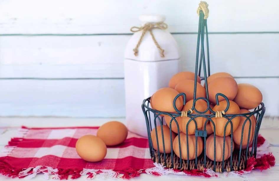 Срок на годност при яйцата