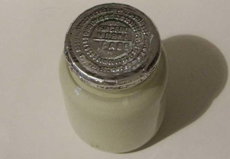 Старо кисело мляко