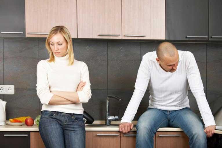Изчерпан брачен живот