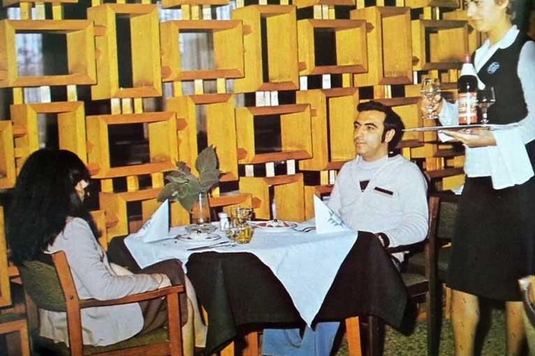 Ресторантите през соца