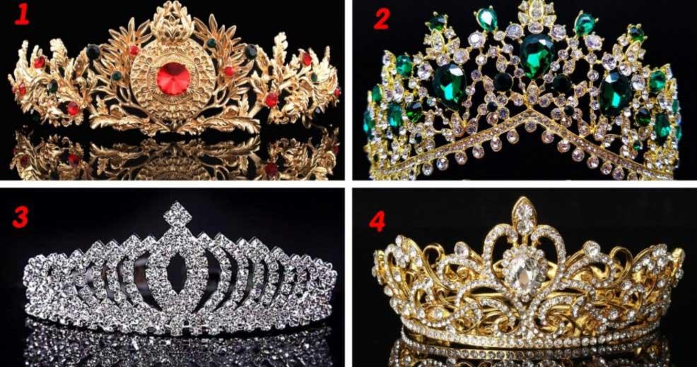 Изберете си корона