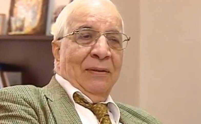 Професор Чирков си отиде