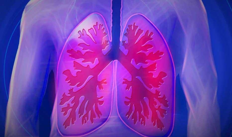 прочистване на дробовете