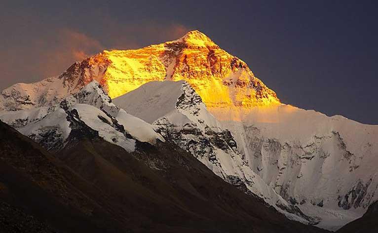 Планината Кайлас в Тибет