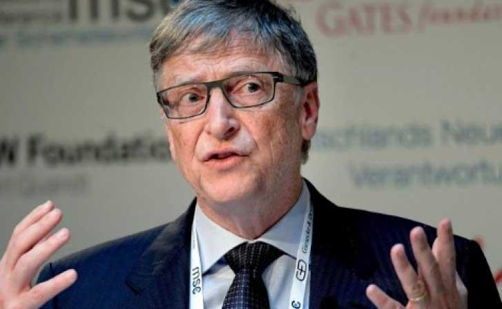 Милиардерът Бил Гейтс