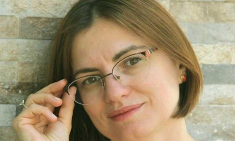 Журналистката Мая Цанева