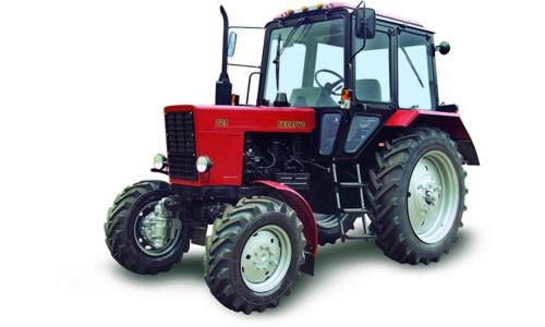 """Колесный универсально-пропашной трактор МТЗ-80 """"Беларус"""""""