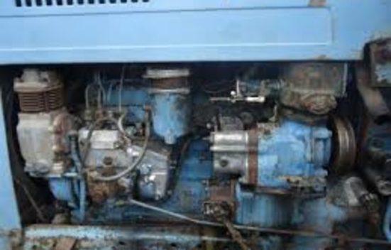 Пусковой двигатель МТЗ 80