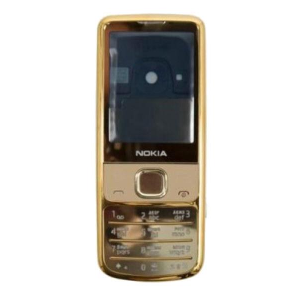 Корпус Nokia 6700 Classic high copy золотой купить по