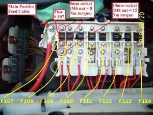 Предохранители и блоки реле бмв е39 со схемами и описанием