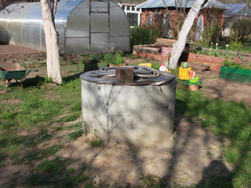 Вырыть колодец на даче и подготовка места под строительство