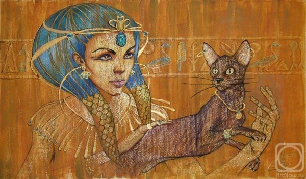 Древний Египет пространство сна и сонники фараонов