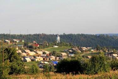 Суна Кировская область