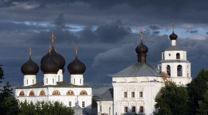 Успенский Трифонов монастырь Кировской области