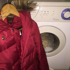 Какие куртки можно стирать в стиральной машине