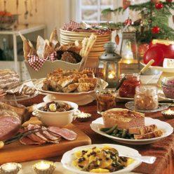Что едят в разных странах в новогоднюю ночь