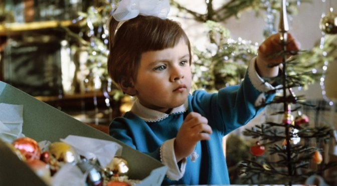 Каким был «детский стол» на Новый год в СССР + фото