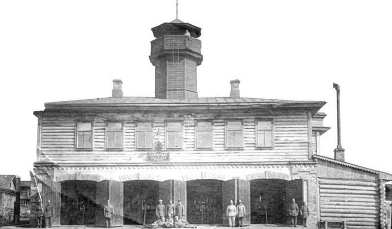Вятской пожарной охране – 190 лет