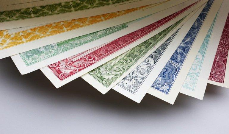 Кировская область выпустила свои ценные бумаги