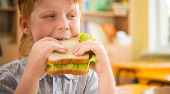 Роспотребнадзор запретит приносить в школу еду из дома