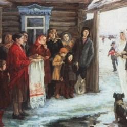 русские именно играют свадьбу