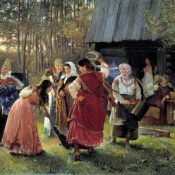 В каких случаях одобряли повторные браки в русской деревне