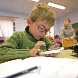 школьников приобретают близорукость