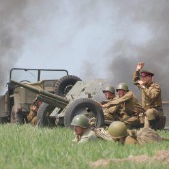 23 июня в Кирове реконструируют бой Великой Отечественной