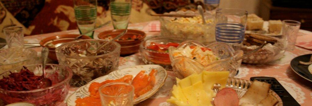 5 блюд, вызывающих острую ностальгию