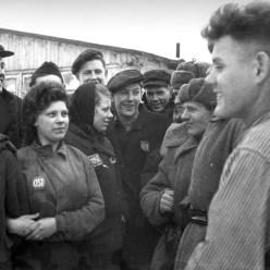 Чем удивили немцев угнанные на работу в Германию граждане СССР