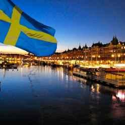 Когда нужна шенгенская виза в Швецию