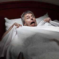 Раскрыта польза ночных кошмаров для нервной системы