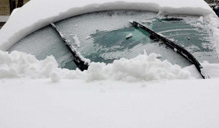 Как сделать, чтобы снег не налипал на дворники