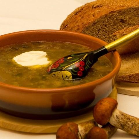 Кулинарные традиции вятской кухни